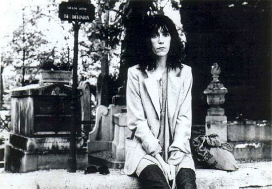 Patti Smith was aiming at once higher and lower than Paul Simon or Jim Morrison…