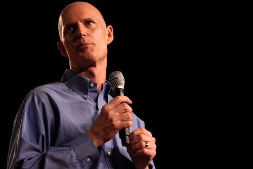 Thank You, Governor Scott
