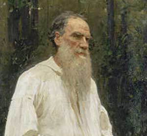 By turns Tolstoy played the aristocrat and the peasant, the literary genius and the holy fool…