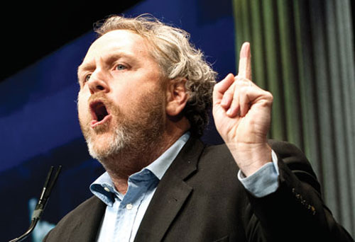 A. Staley Groves on Andrew Breitbart