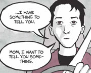 Alison Bechdel reads from 'Are You My Mother?'