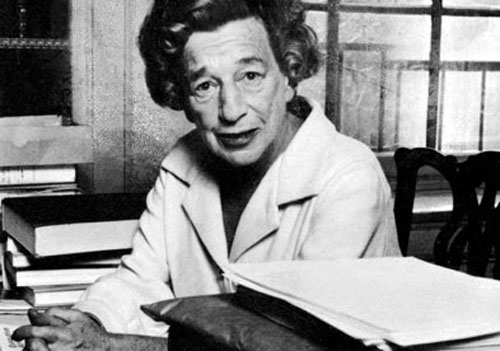 Lillian Hellman's stance was inspirational to a cowed generation…