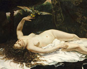 Courbet's Nudes