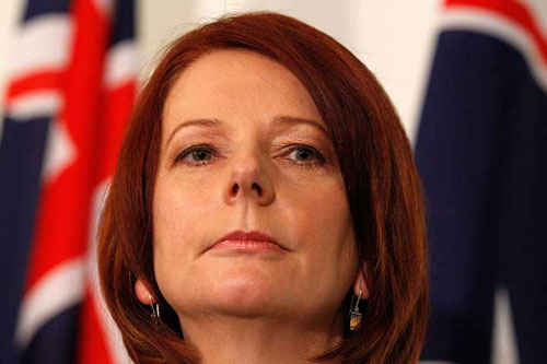 What Prime Minister Gillard Said by Deborah Cameron