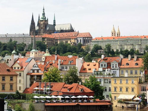 Who's next for Prague Castle?