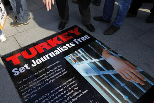 Why is Turkey jailing more journalists than China?