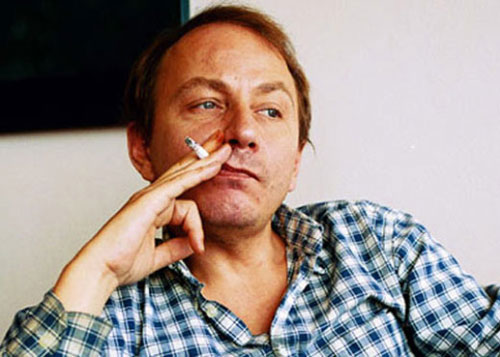 Patrick Bray on Michel Houellebecq