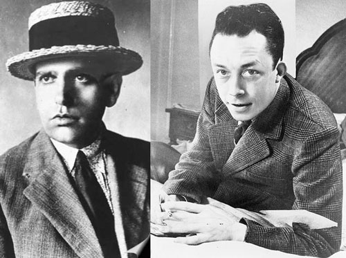 'Camus was seduced over a dinner by the creator of anthropophagy'