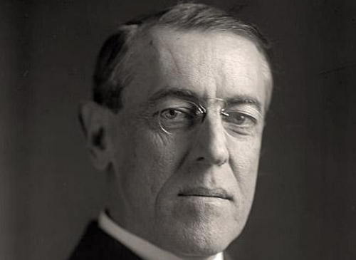 Woodrow Wilson and Race by Eric S. Yellin