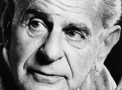 Karl Popper is not a Cold War intellectual!