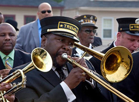 "Treme is ""for"" New Orleans and the music"