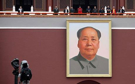'In a clear case of fetishistic disavowal, everyone knows that Mao made errors and caused immense suffering, yet his image remains magically untainted'