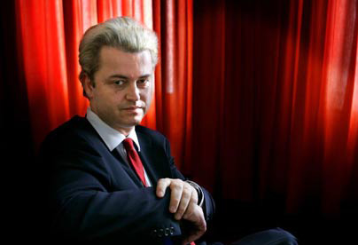 Geert Wilders is not Liu Xiaobo