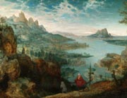Ruth Padel on Bruegel: Home is the journey