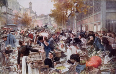 'Les Halles was more central to the idea of Paris in the minds of its own citizens than any tower or monument could ever be'
