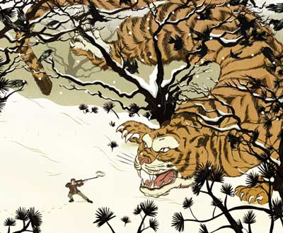 Téa Obreht's Well-Told Tiger Tale