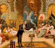 Dickens the Magician