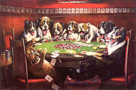 'Got to know when to hold 'em'
