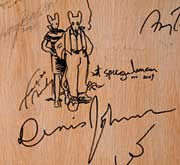 Signatures of a Bohemian Past