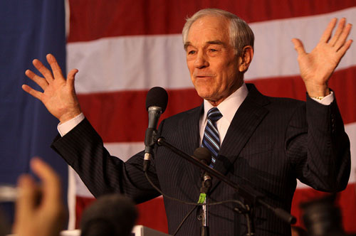 A. Staley Groves on Ron Paul
