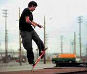 Rodney Mullen on Skateboarding and Innovation