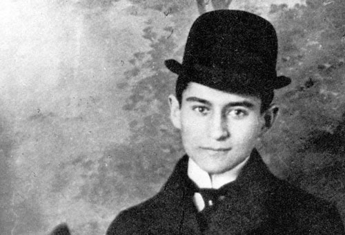Kafka must end in the inexplicable…
