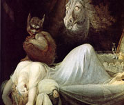 Fuseli's Nightmarish Visions
