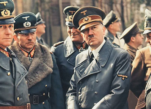 John Gaffney: Hitler's 'Something'