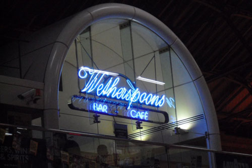 It isn't Wetherspoon who's dying – but us…