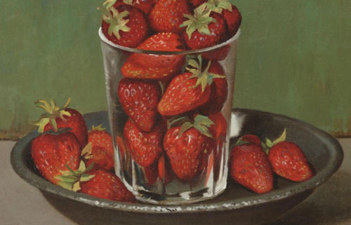 A Strawberry Vestibule
