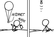 Balloon Internet