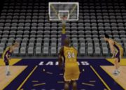 Self Playing Nintendo 64 NBA Courtside 2