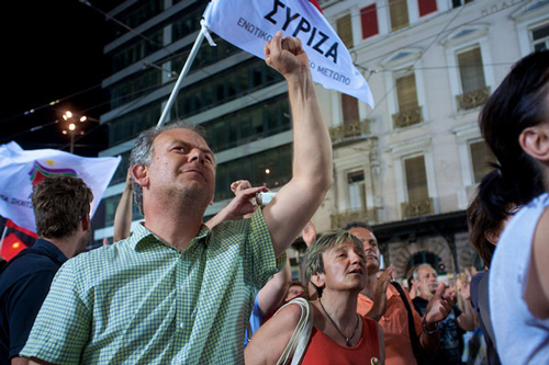 A SYRIZA Government?